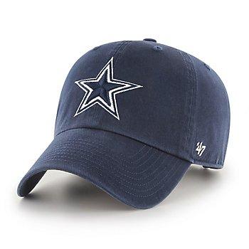 Dallas Cowboys '47 Brand Mens Clean Up Adjustable Hat