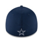 Dallas Cowboys New Era Summer Sideline Mens 39Thirty Hat