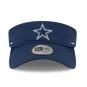 Dallas Cowboys New Era Summer Sideline Mens Visor