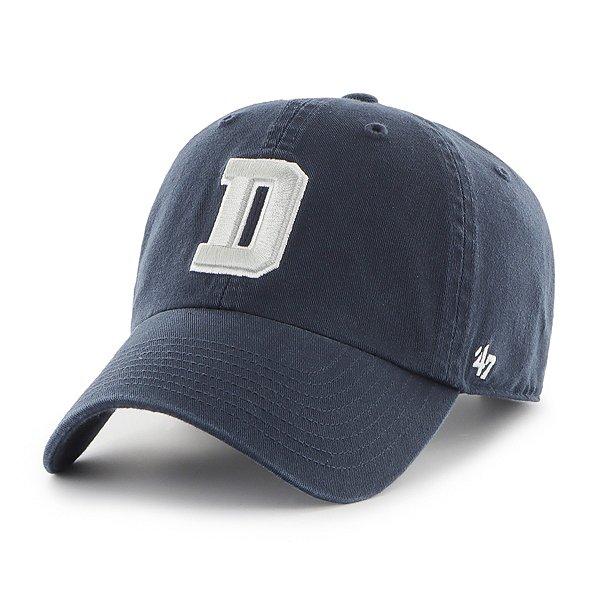 Dallas Cowboys '47 Brand Mens Clean Up D Logo Adjustable Hat