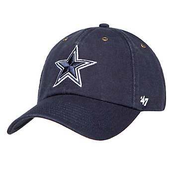Dallas Cowboys Carhartt x '47 Clean Up Navy Adjustable Hat