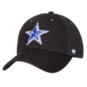 Dallas Cowboys Carhartt x '47 Clean Up Black Adjustable Hat