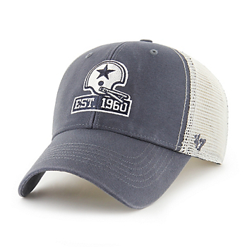 Dallas Cowboys '47 1960 Mens MVP Flagship Wash Hat