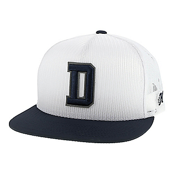 Dallas Cowboys Hooey Mens D Logo Trucker Adjustable Hat