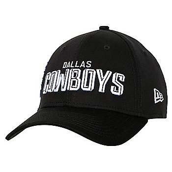 Dallas Cowboys New Era Mens 2020 Draft Font 39Thirty Hat