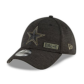Dallas Cowboys New Era Salute to Service Mens 39Thirty Hat