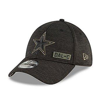Dallas Cowboys New Era Salute to Service Mens 39Thirty Hat