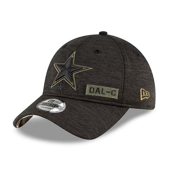 Dallas Cowboys New Era Salute to Service Mens 9Twenty Hat