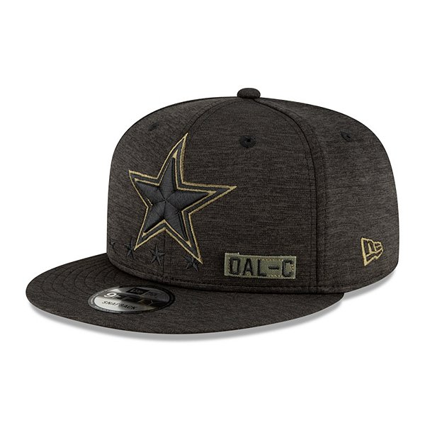 Dallas Cowboys New Era Salute to Service Mens 9Fifty Hat