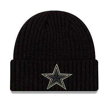 Dallas Cowboys New Era Salute to Service Mens Knit Hat