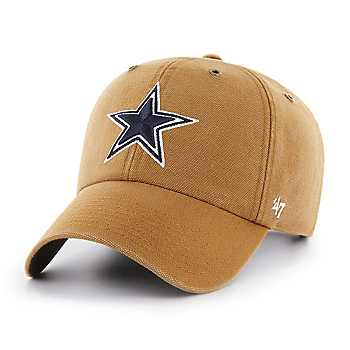 Dallas Cowboys Carhartt x '47 Brand Clean Up Adjustable Hat