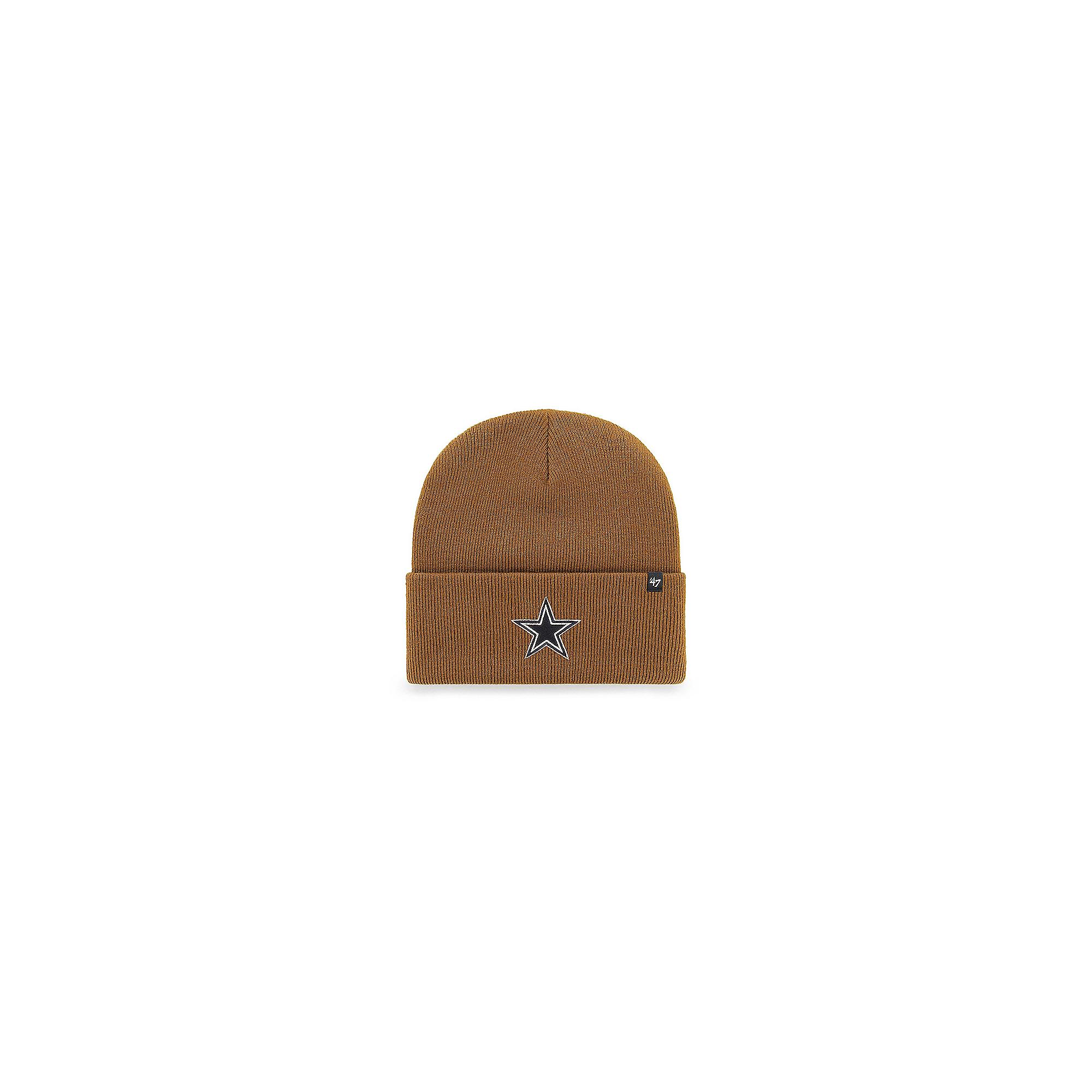 Dallas Cowboys Carhartt x '47 Brand Brown Cuff Knit Hat