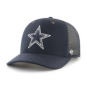 Dallas Cowboys Carhartt Mesh x '47 Brand Navy MVP Adjustable Hat
