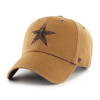 Dallas Cowboys Tonal Carhartt x '47 Brand Clean Up Adjustable Hat