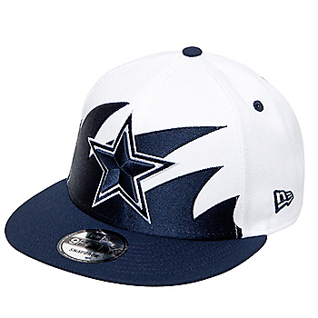 Dallas Cowboys New Era 1960 Mens Sharktooth 9Fifty Hat