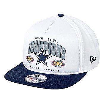 Dallas Cowboys New Era 1960 Mens Super Bowl XXX 9Fifty Hat