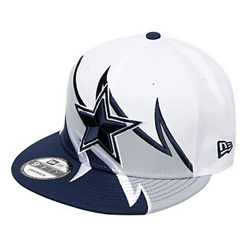 Dallas Cowboys New Era 1960 Mens Paintbrush 9Fifty Hat