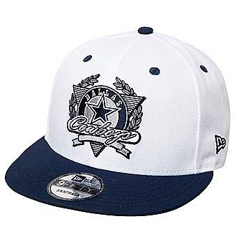 Dallas Cowboys New Era 1960 Mens Triangle Retro Logo 9Fifty Hat