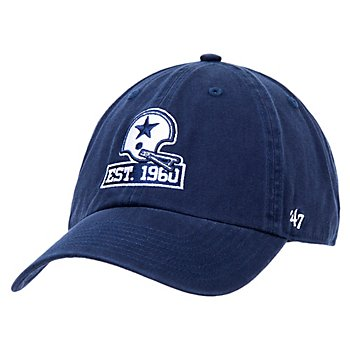 Dallas Cowboys '47 Brand Mens Clean Up Adjustable Hat