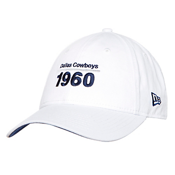 Dallas Cowboys New Era Womens Team Est. 1960 9Twenty Hat