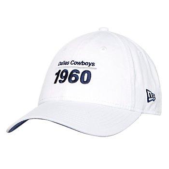 Dallas Cowboys New Era Womens Team Est. 1960 9Twenty Hat