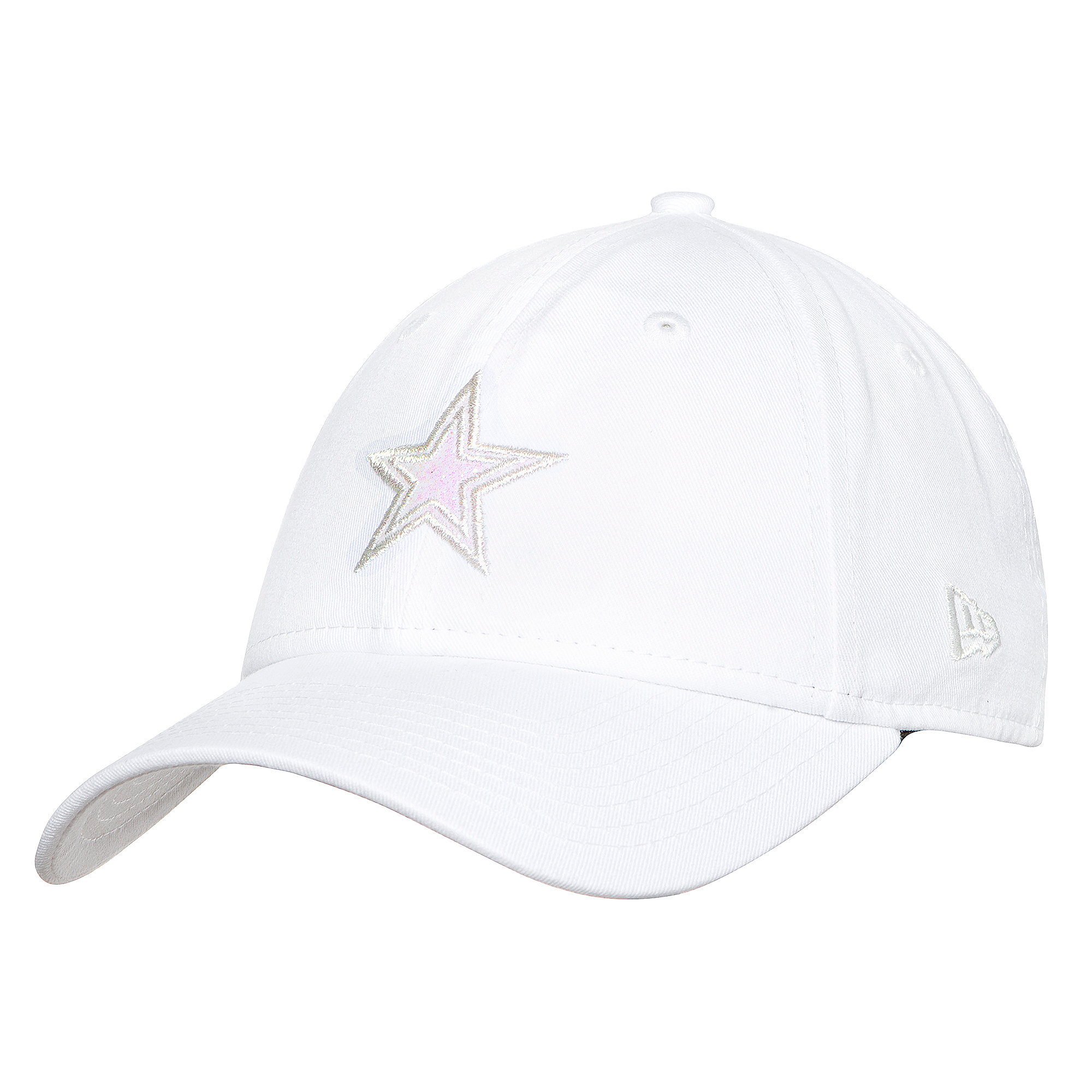 Dallas Cowboys New Era Womens Team Glisten 9Twenty Cap