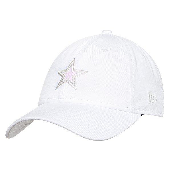 Dallas Cowboys New Era Womens Team Glisten 9Twenty Hat