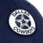 Dallas Cowboys New Era Womens Shiny Patch 9Twenty Hat