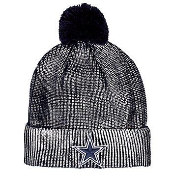 Dallas Cowboys Womens Goldenglow Knit Hat