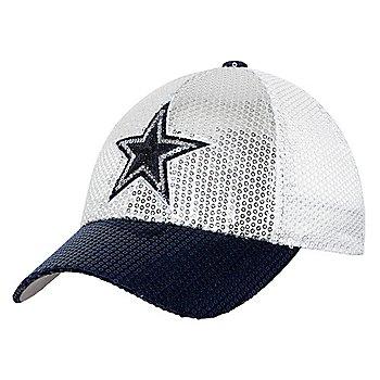 Dallas Cowboys Womens Magnolia Snapback Hat