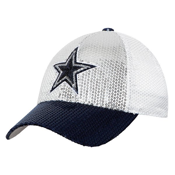 Dallas Cowboys Womens Magnolia Snapback Hat