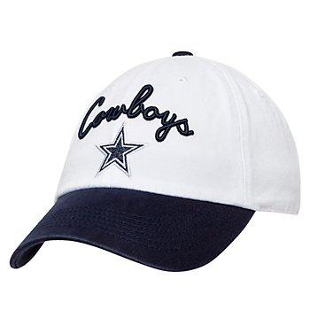 Dallas Cowboys Womens Daphne Adjustable Hat