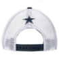 Dallas Cowboys Womens Nightshade Snapback Hat