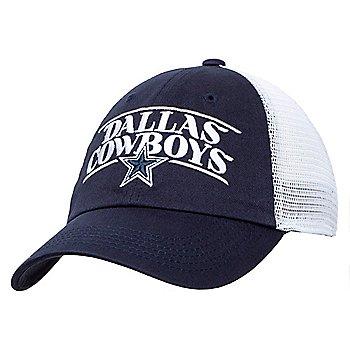 Dallas Cowboys Womens Nightshade Snapback Hat