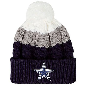 Dallas Cowboys Womens Albermarle Knit Hat
