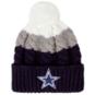 Dallas Cowboys Womens Albermarle Knit Hat