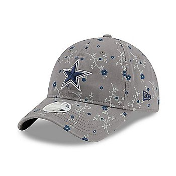Dallas Cowboys New Era Womens Blossom 9Twenty Hat