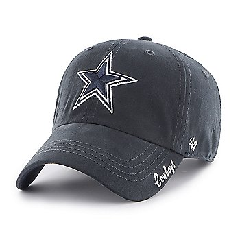 Dallas Cowboys '47 Brand Womens Miata Clean Up Adjustable Hat