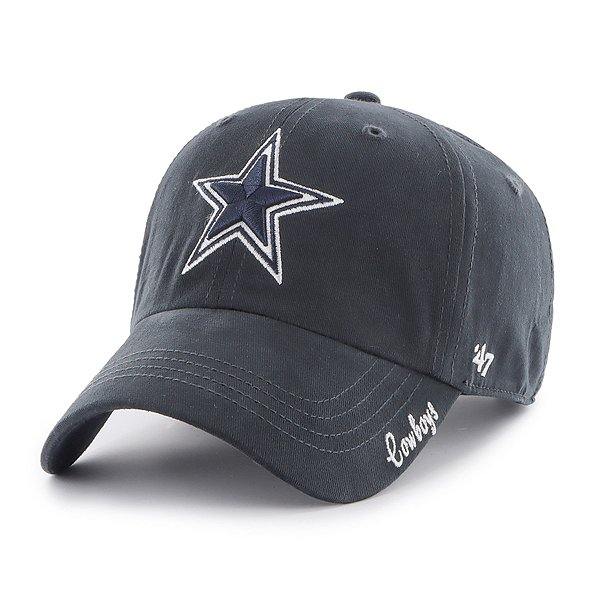 Dallas Cowboys '47 Brand Womens Miata Clean Up Adjustable Hat