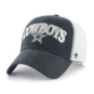 Dallas Cowboys '47 Brand Womens Sparkaloosa Clean Up Adjustable Hat