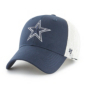 Dallas Cowboys '47 Brand Womens MVP Lace Mesh Strap Adjustable Hat