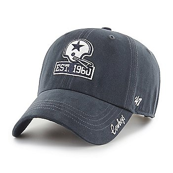 Dallas Cowboys 1960 '47 Brand Womens Clean Up Miata Cap