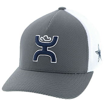 Dallas Cowboys Hooey Youth Colorblock Flex Fit Hat