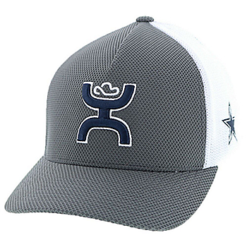 Dallas Cowboys Hooey Youth Colorblock Flex Fit Hat