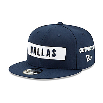 Dallas Cowboys New Era Youth Multi 9Fifty Hat