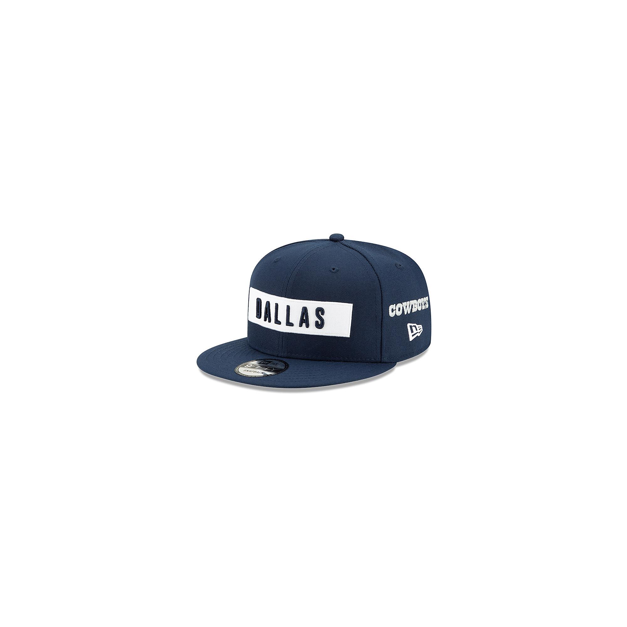 Dallas Cowboys New Era Youth Multi 9Fifty Hat