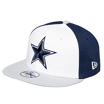 Dallas Cowboys New Era Youth Spin 9Fifty Cap