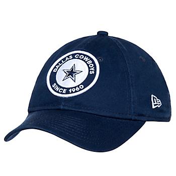 Dallas Cowboys New Era Jr Youth Circle 9Twenty Cap