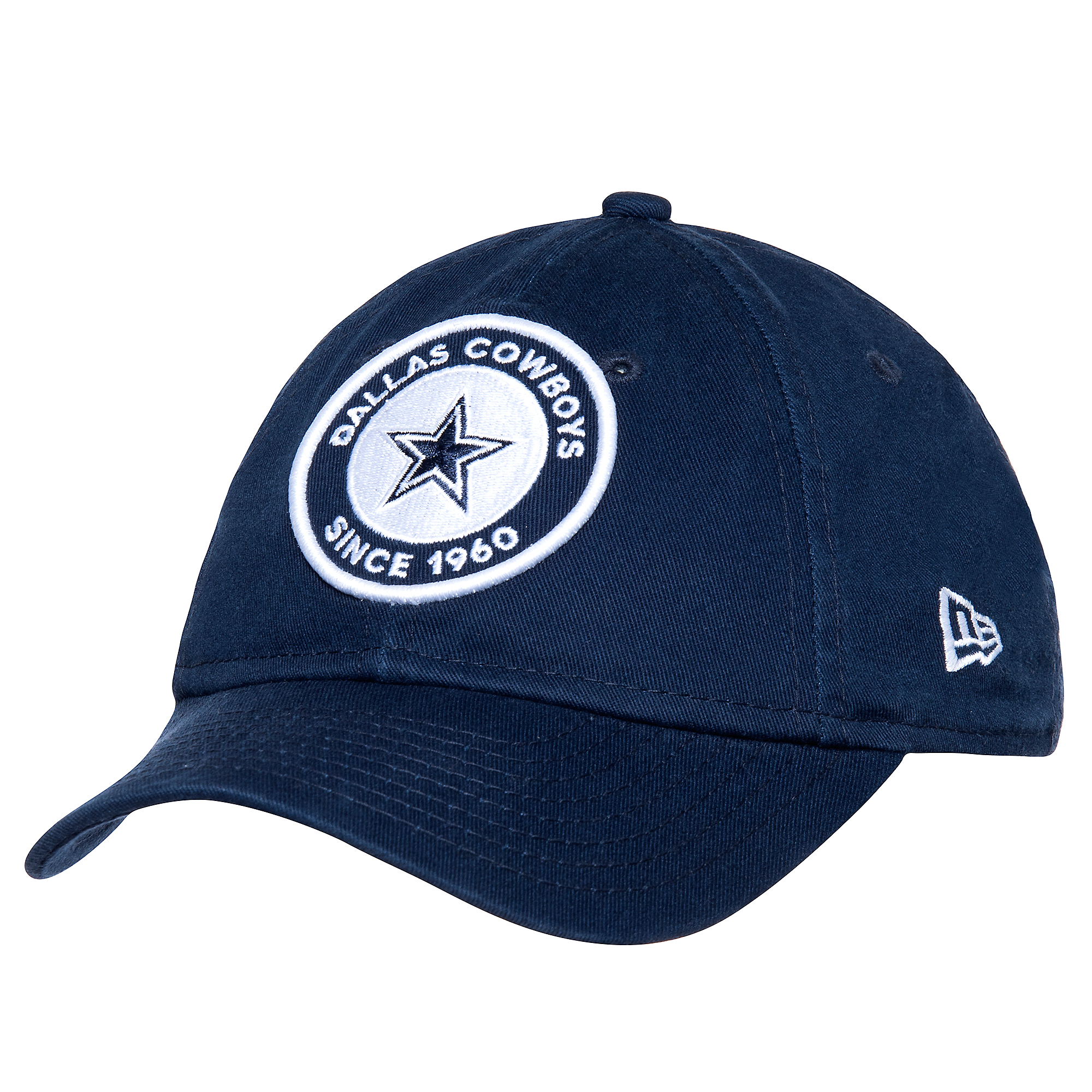 Dallas Cowboys New Era Jr Youth Circle 9Twenty Cap