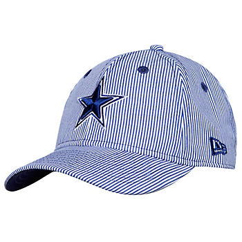 Dallas Cowboys New Era Jr Youth Preppy 9Twenty Cap